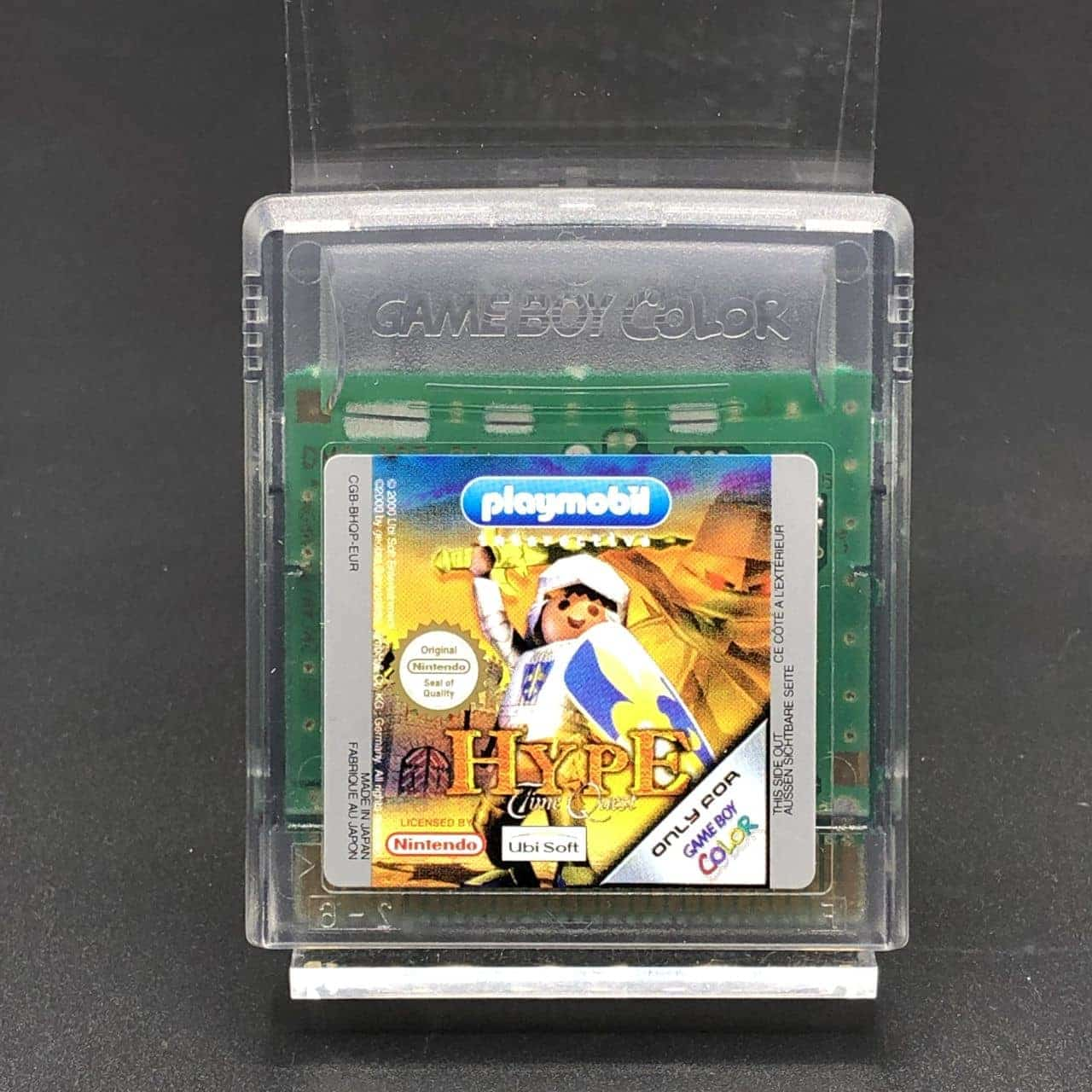 GBC Hype: The Time Quest (Modul) (Sehr gut) Nintendo Game Boy Color