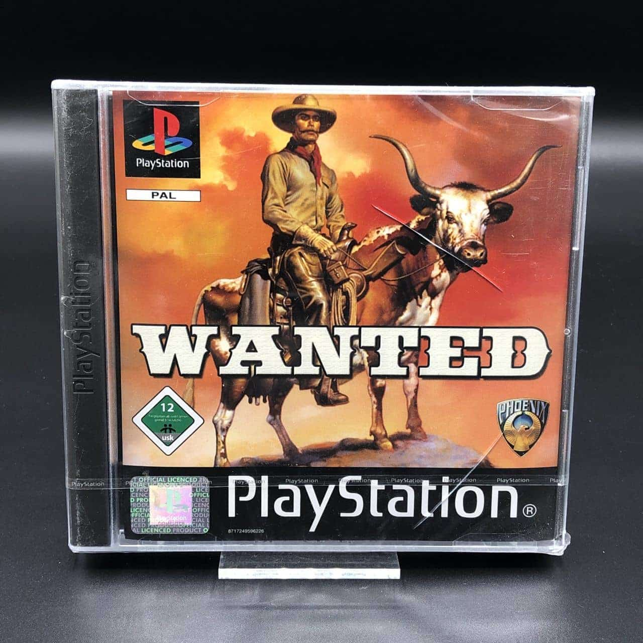PS1 Wanted (NEU) Sony PlayStation 1