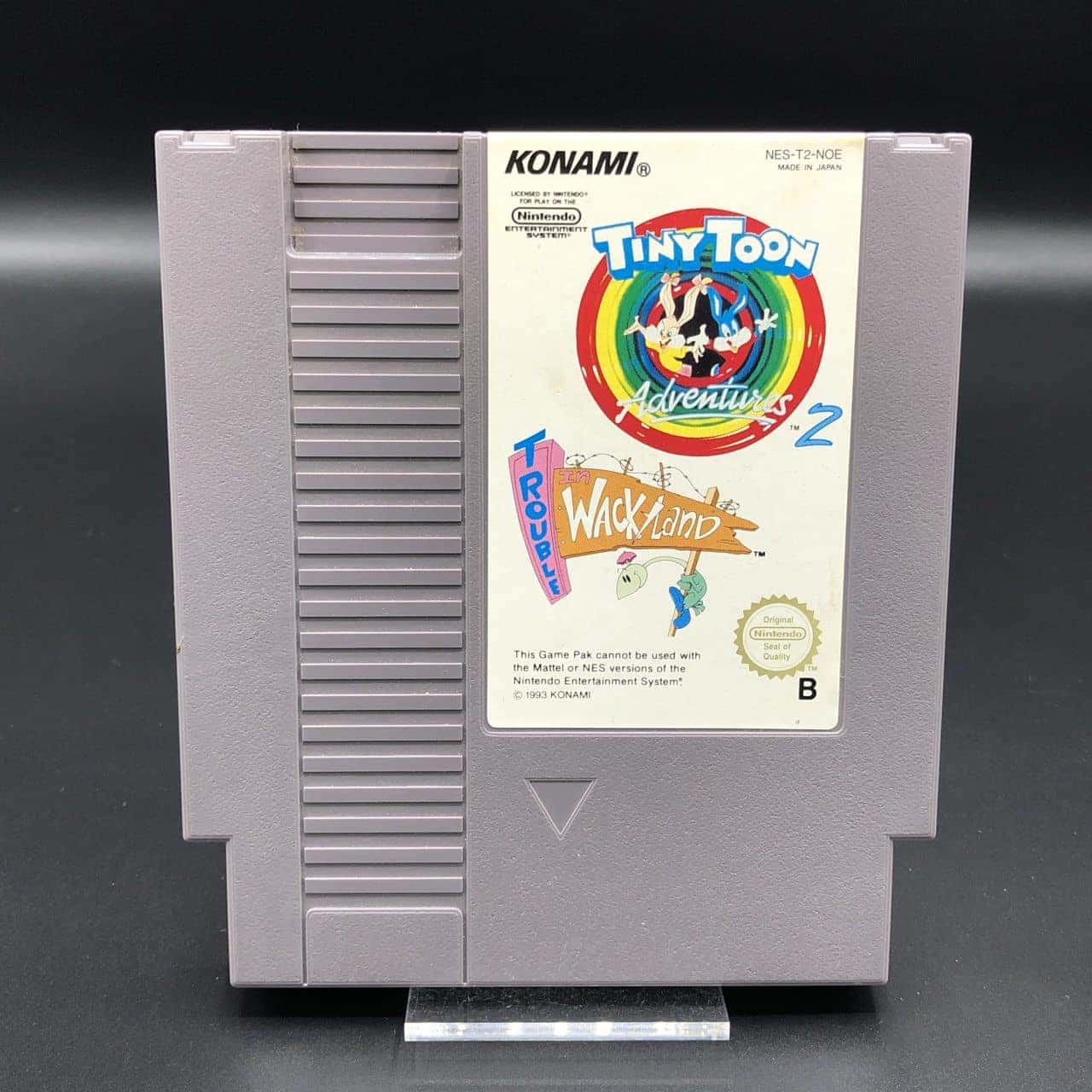 NES Tiny Toon Adventures 2: Trouble in Wackyland (Modul) (Gut) Nintendo Entertainment System