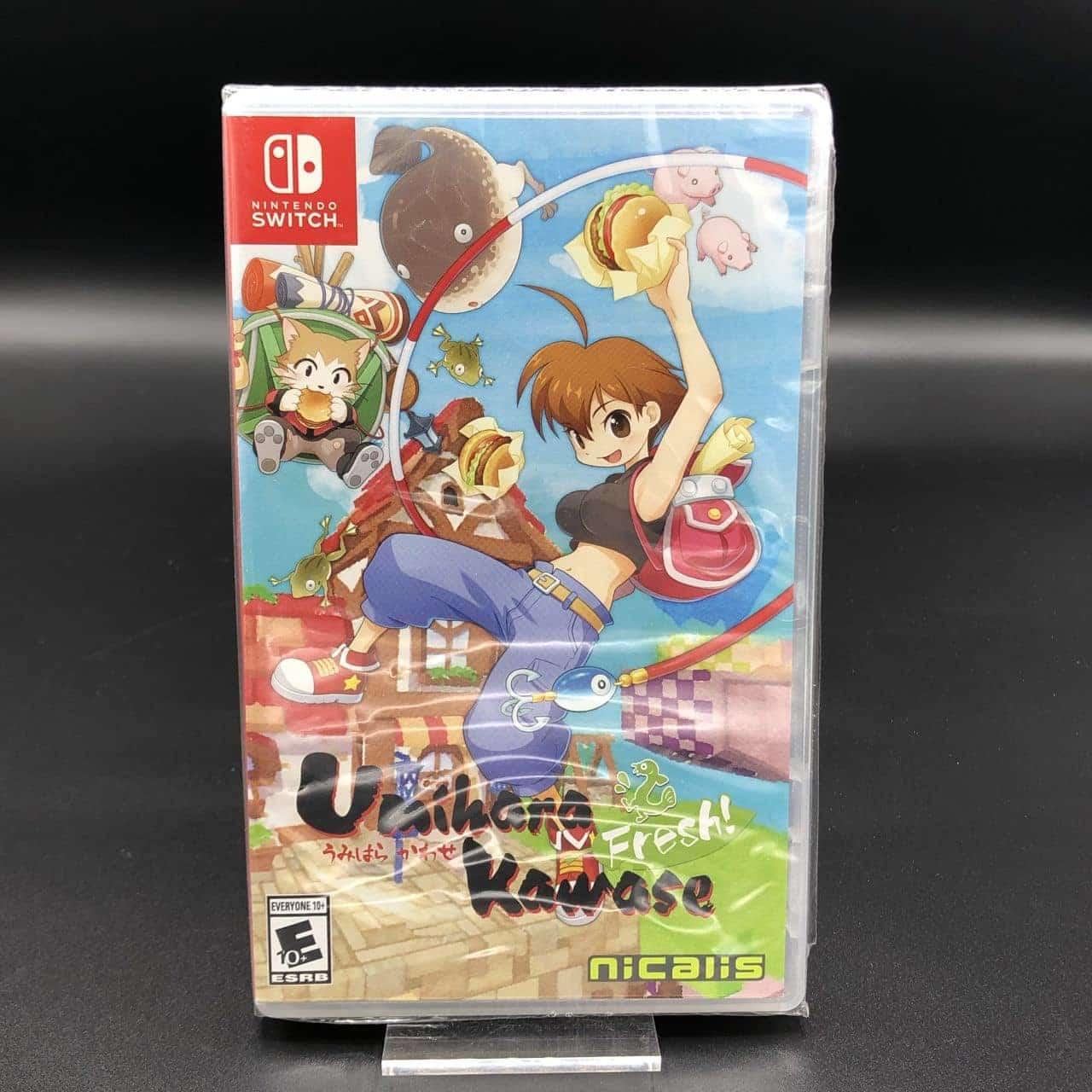 Umihara Kawase Fresh (NEU) (Import) Nintendo Switch