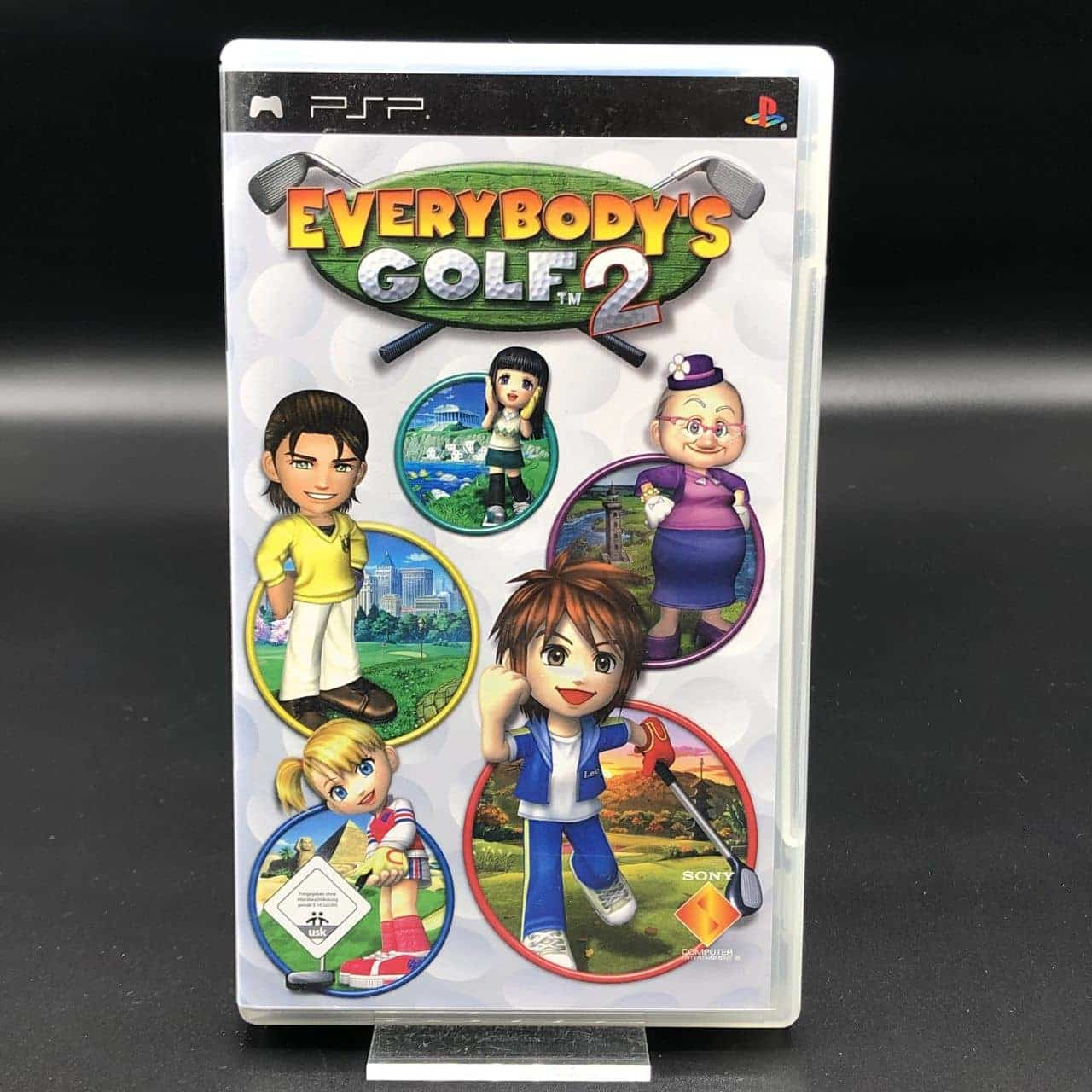 PSP Everybody's Golf 2 (Komplett) (Sehr gut) Sony PlayStation Portable