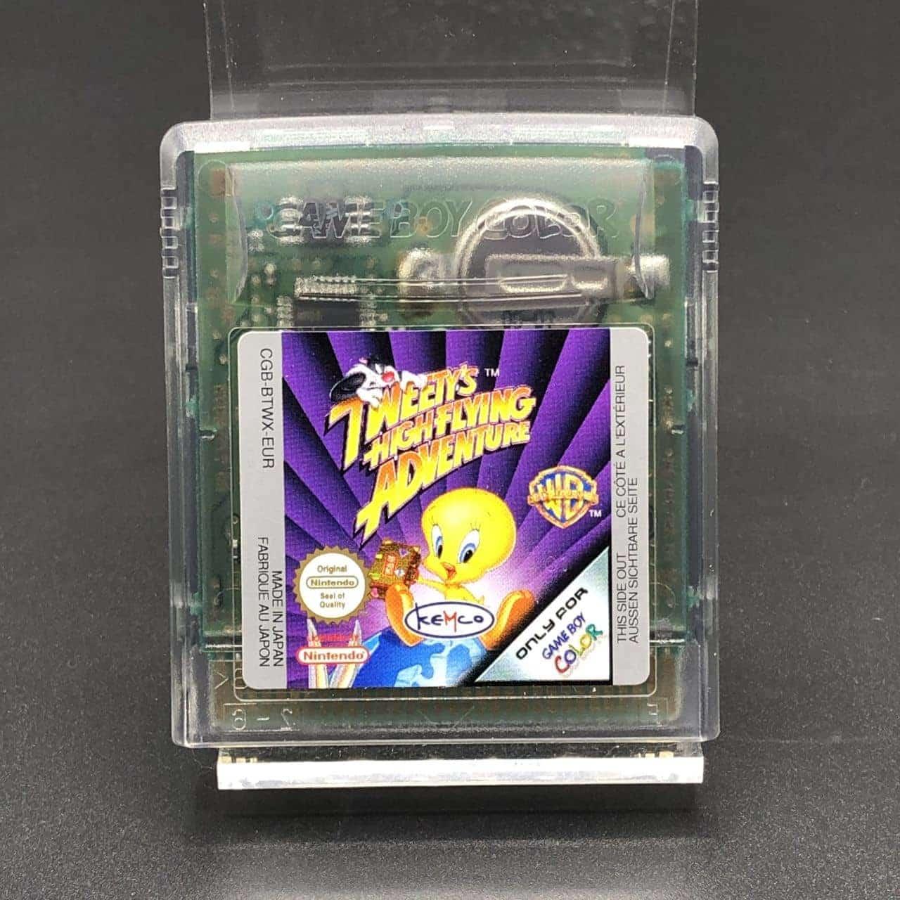 GBC Tweety's High-Flying Adventure (Modul) (Sehr gut) Nintendo Game Boy Color