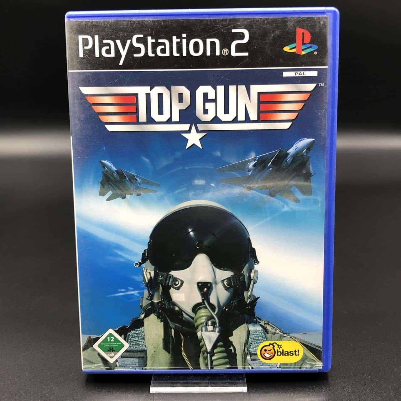 PS2 Top Gun (Komplett) (Gut) Sony PlayStation 2