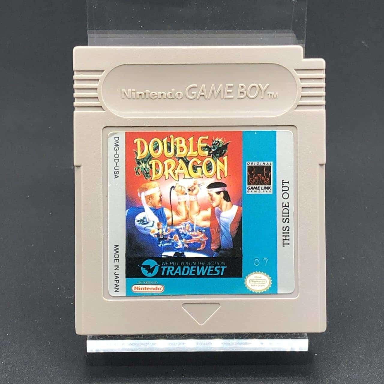 GB Double Dragon 1 (US) (Modul) (Gut) Nintendo Game Boy
