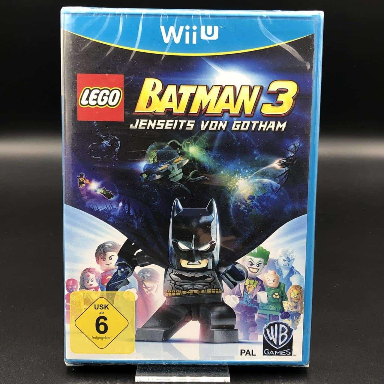 Lego Batman 3: Jenseits von Gotham (NEU) Nintendo WiiU