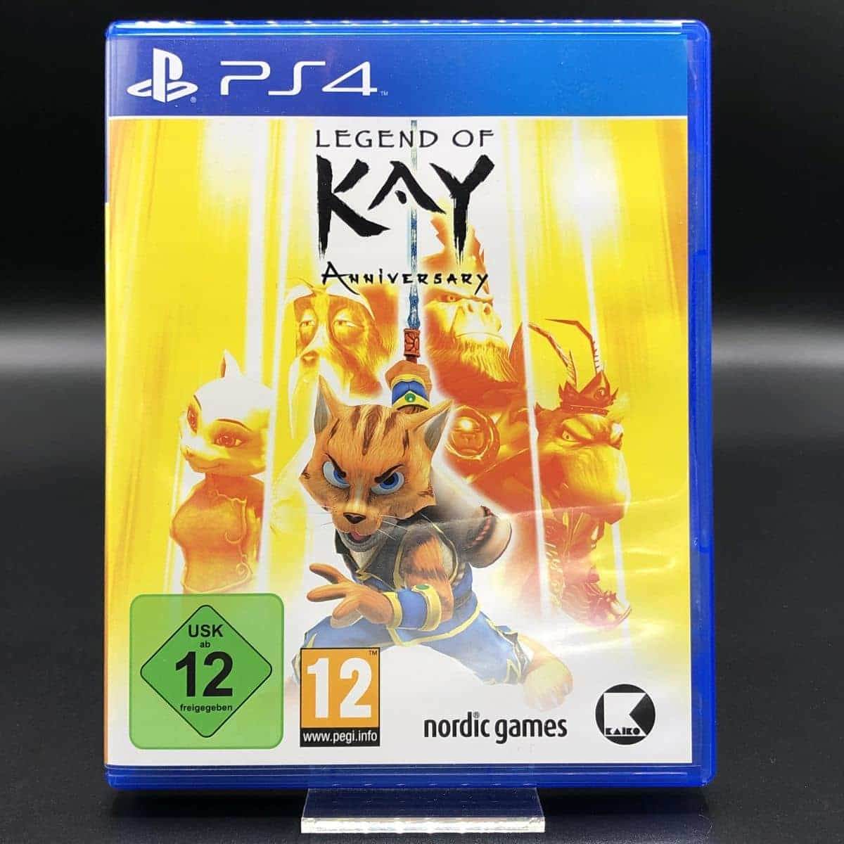 PS4 Legend of Kay Anniversary (Sehr gut) Sony PlayStation 4