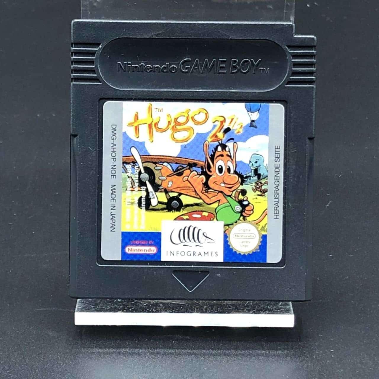 GBC Hugo 2 1/2 (Modul) (Sehr gut) Nintendo Game Boy Color