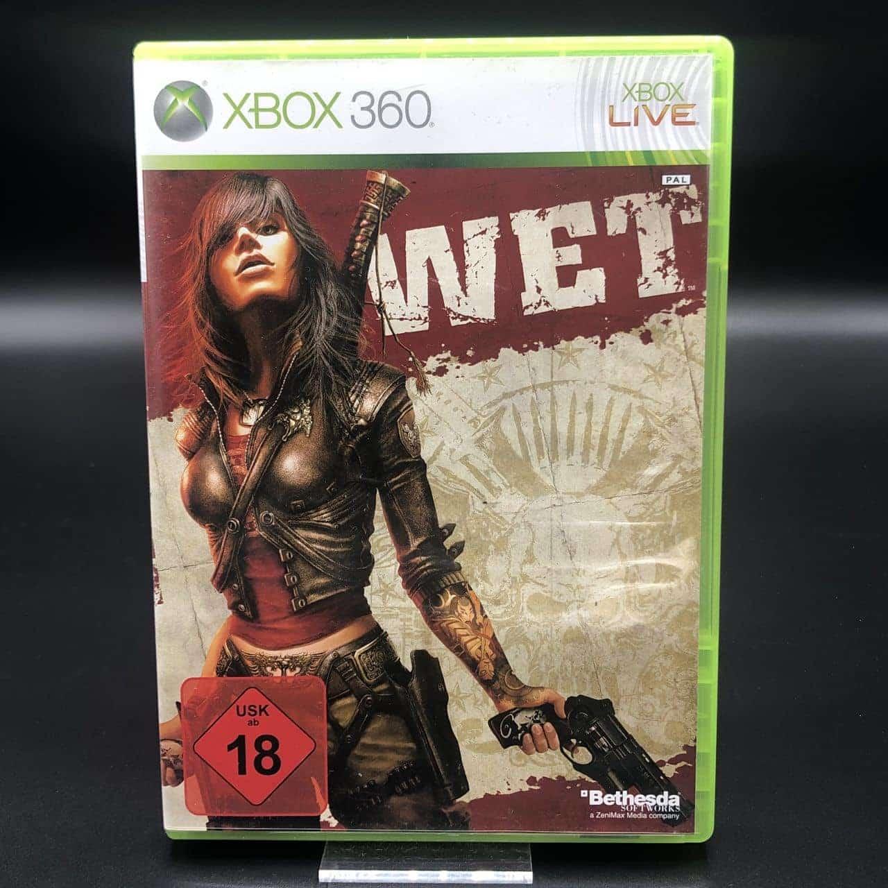 Wet (Komplett) (Sehr gut) XBOX 360 (FSK18)