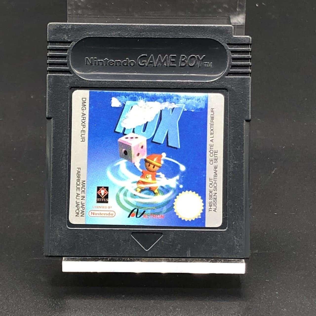 GBC Rox (Modul) (Gebrauchsspuren) Nintendo Game Boy Color