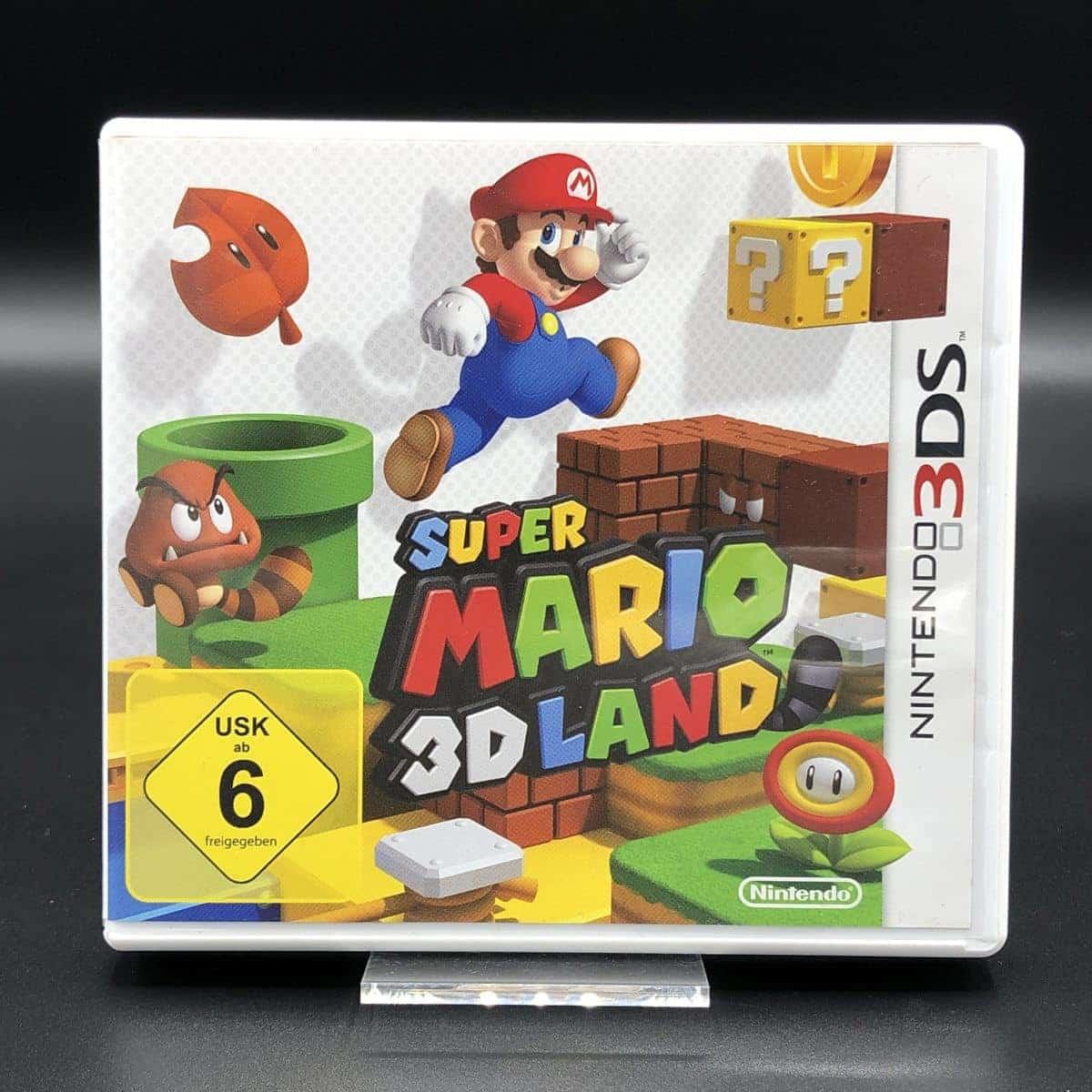Super Mario 3D Land (ohne Anleitung) (Sehr gut) Nintendo 3DS