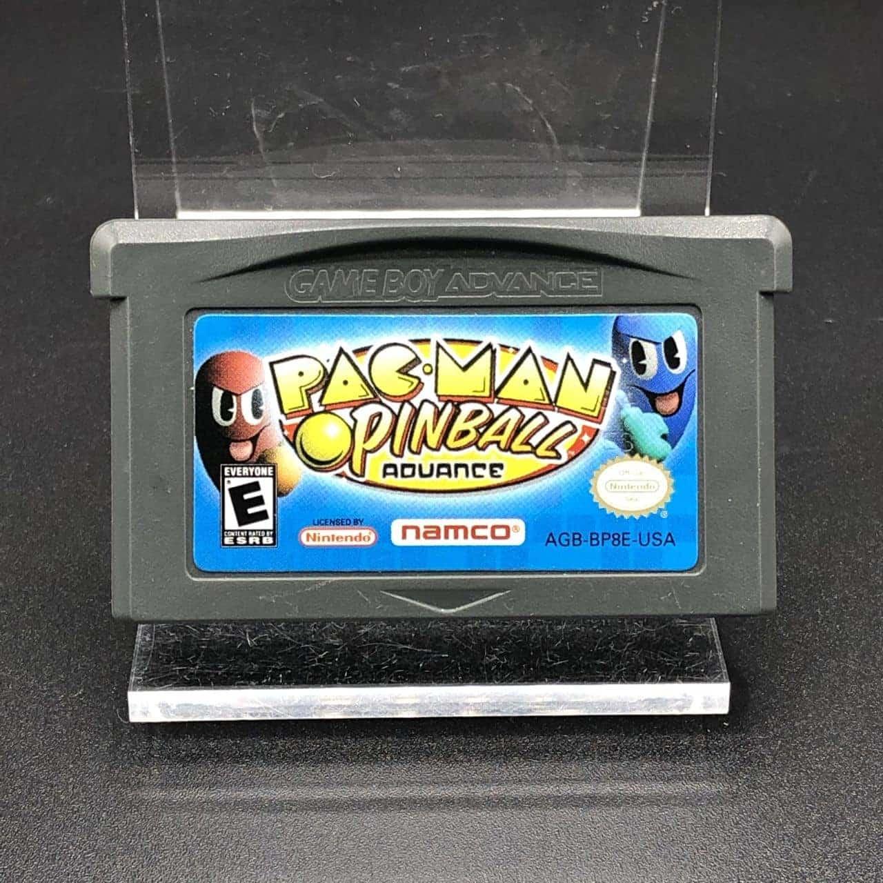 GBA Pac-Man Pinball Advance (Import USA) (Modul) (Sehr gut) Nintendo Game Boy Advance