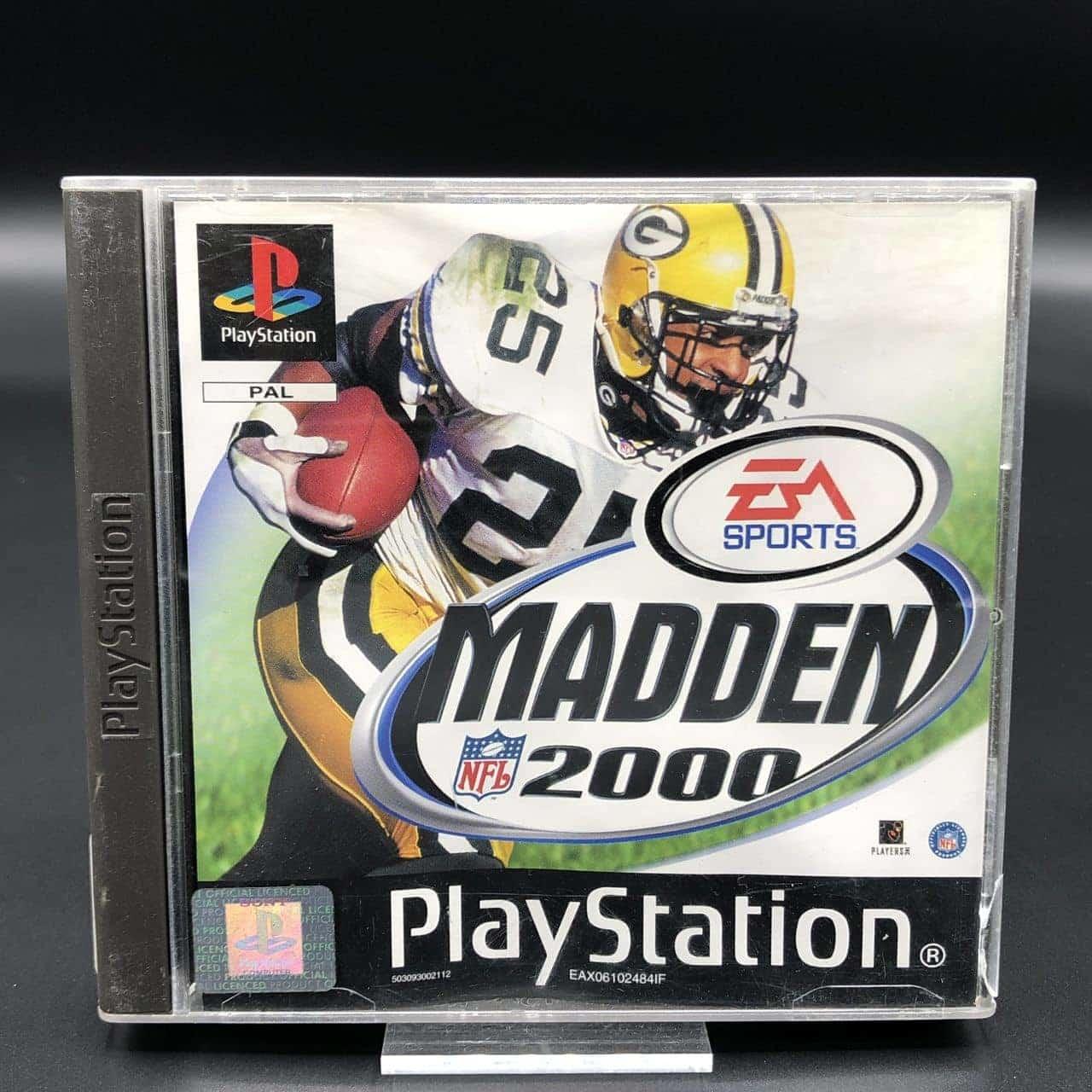 PS1 Madden 2000 (Komplett) (Gut) Sony PlayStation 1