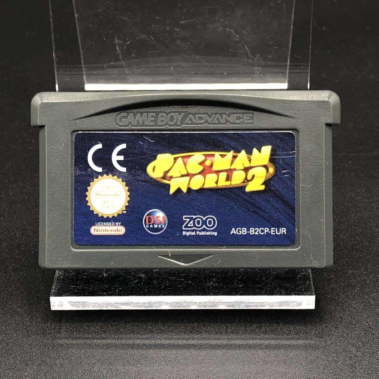 GBA Pac-Man World 2 (Modul) (Gut) Nintendo Game Boy Advance