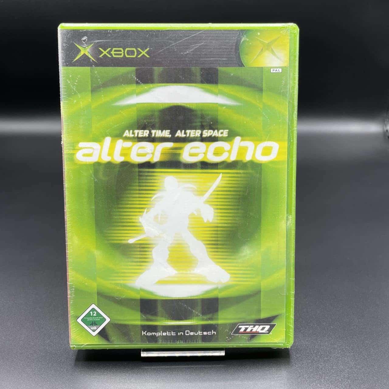 XBC Alter Echo (NEU) Microsoft Xbox Classic