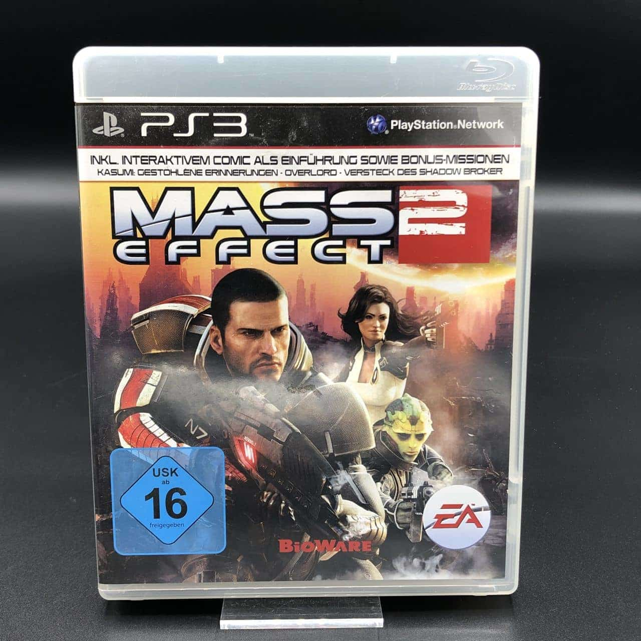 PS3 Mass Effect 2 (ohne Anleitung) (Sehr gut) Sony PlayStation 3