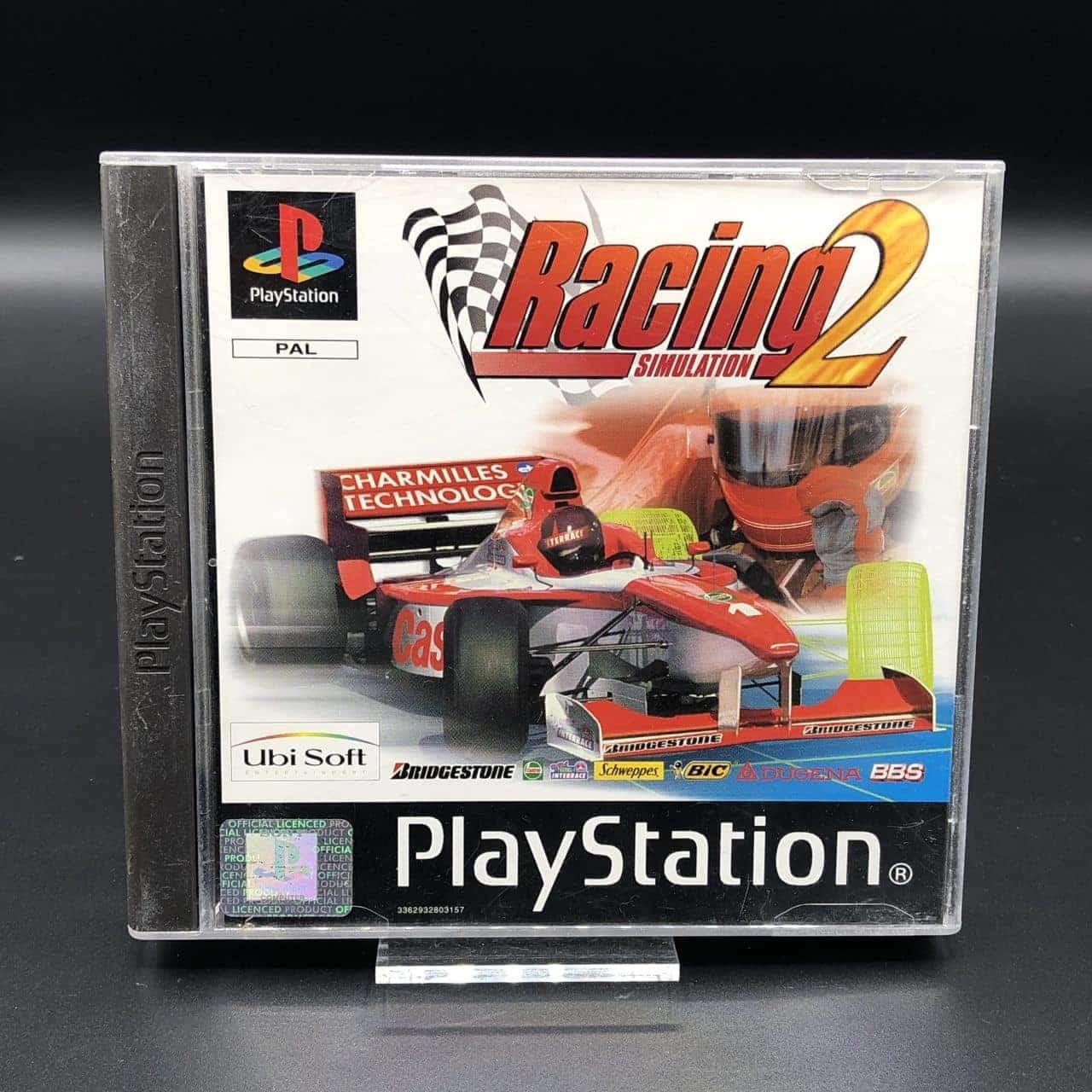 PS1 Racing 2 Simulation (Komplett) (Gut) Sony PlayStation 1