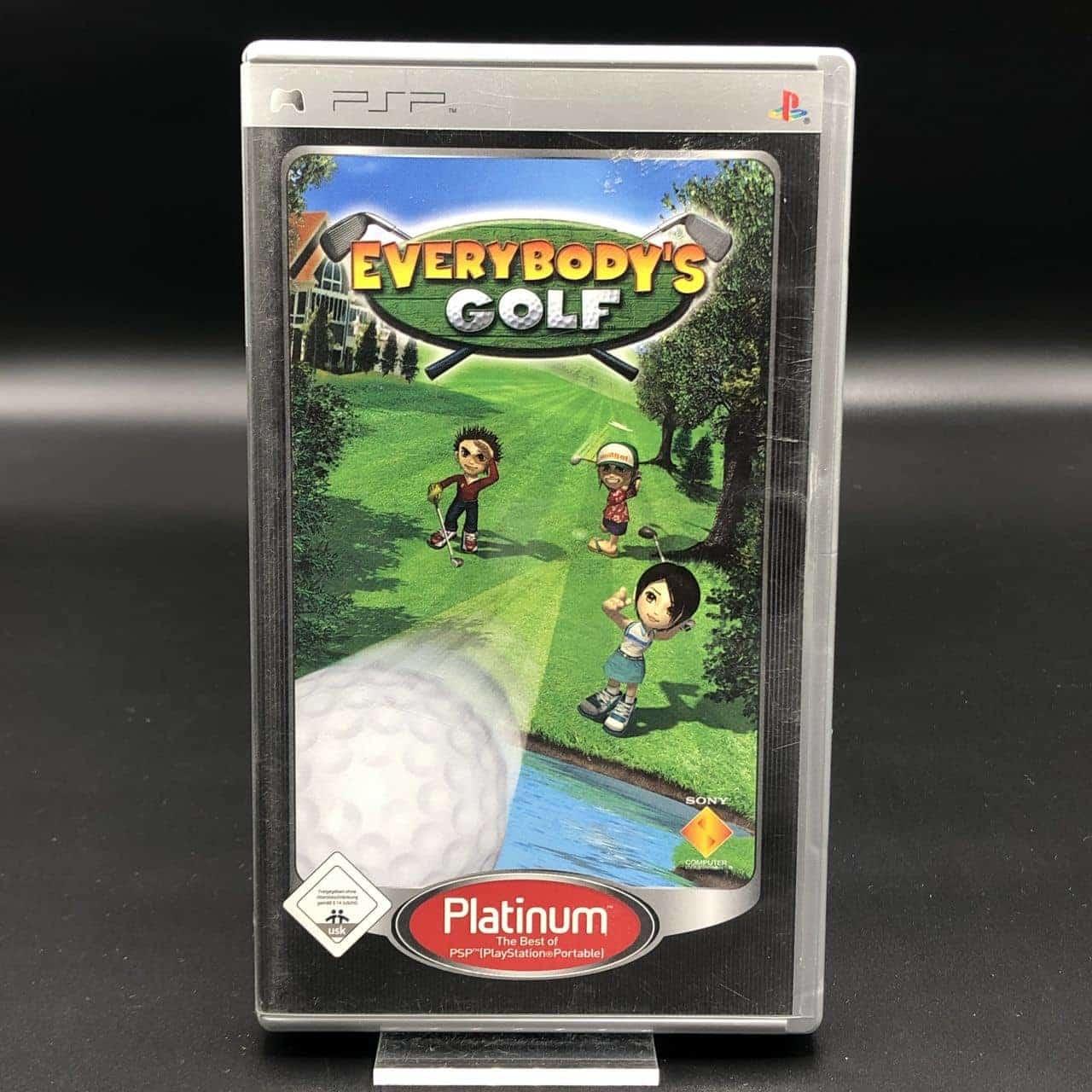 PSP Everybody's Golf (Platinum) (Komplett) (Gut) Sony PlayStation Portable