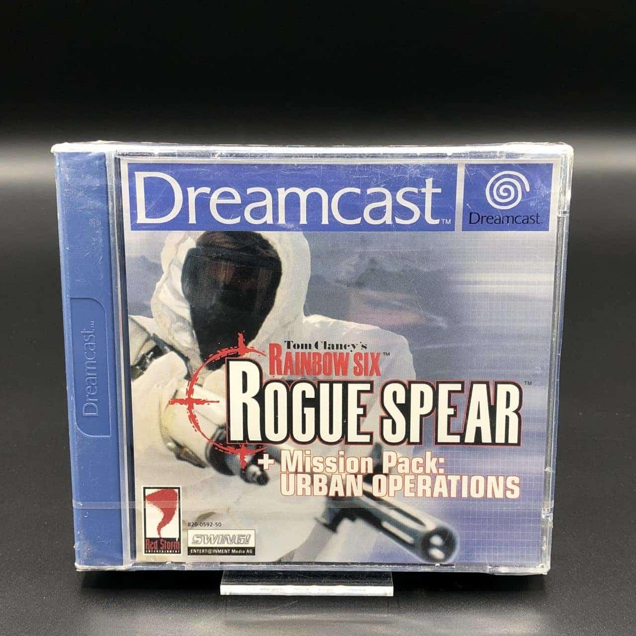 Tom Clancy's Rainbow Six: Rogue Spear + Mission Pack: Urban Operations (NEU) Sega Dreamcast