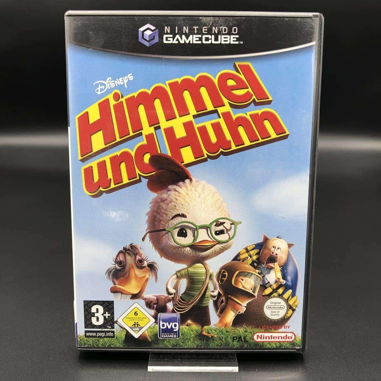 GC Himmel und Huhn (Komplett) (Sehr gut) Nintendo GameCube