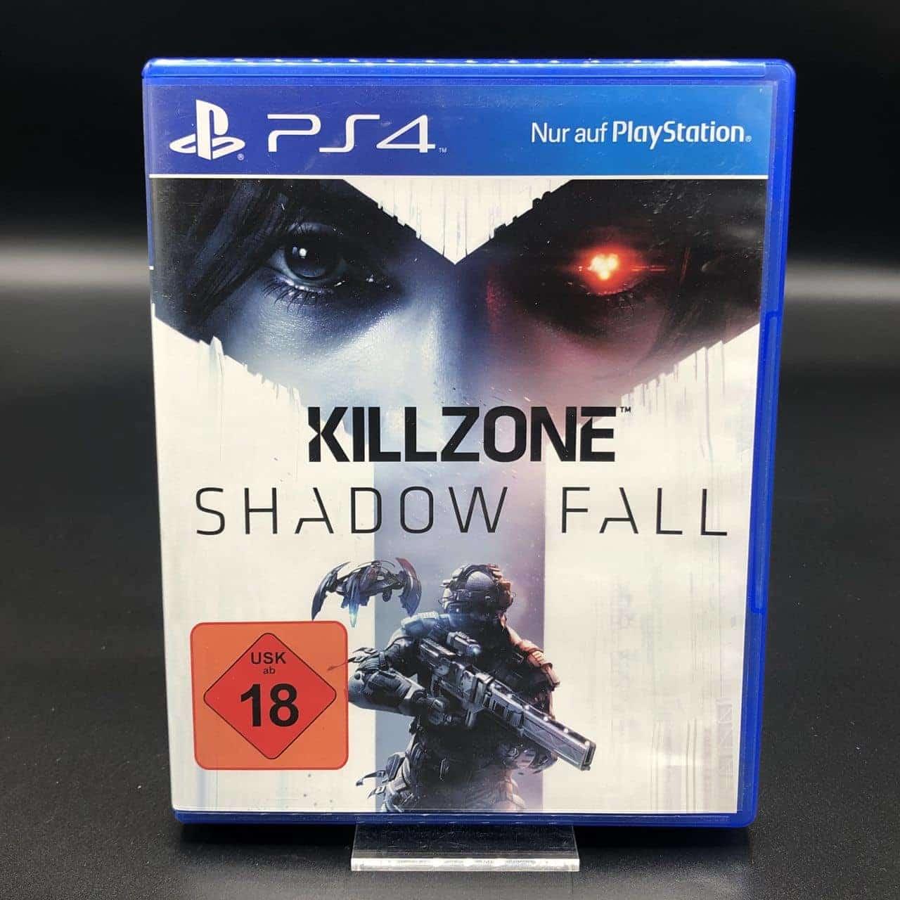 PS4 Killzone: Shadow Fall (Sehr gut) Sony PlayStation 4 (FSK18)