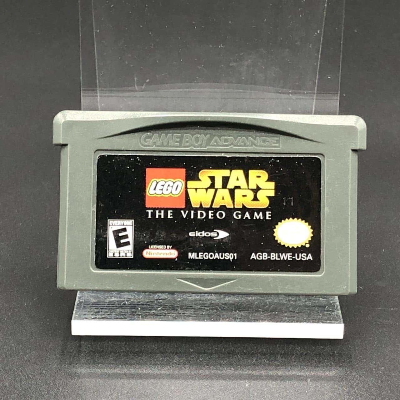 GBA Lego Star Wars: The Video Game (Import USA) (Modul) (Gut) Nintendo Game Boy Advance