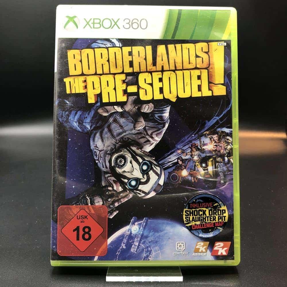 Borderlands: The Pre-Sequel (Komplett) (Sehr gut) XBOX 360 (FSK18)