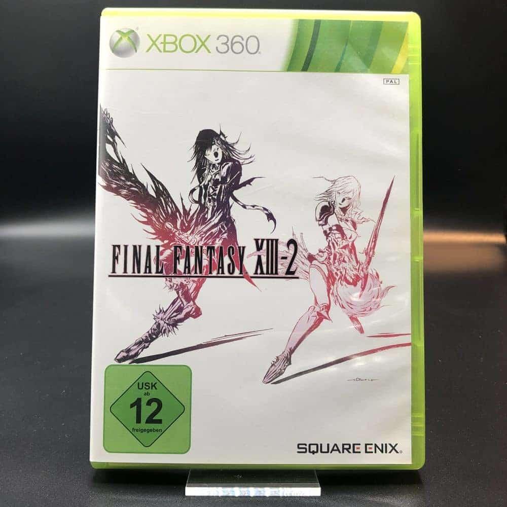 Final Fantasy XIII-2 (Komplett) (Sehr gut) XBOX 360