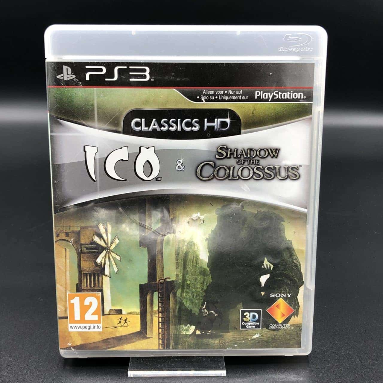PS3 Ico & Shadow of the Colossus Collection (Classics HD) (ohne Anleitung) (Sehr gut)
