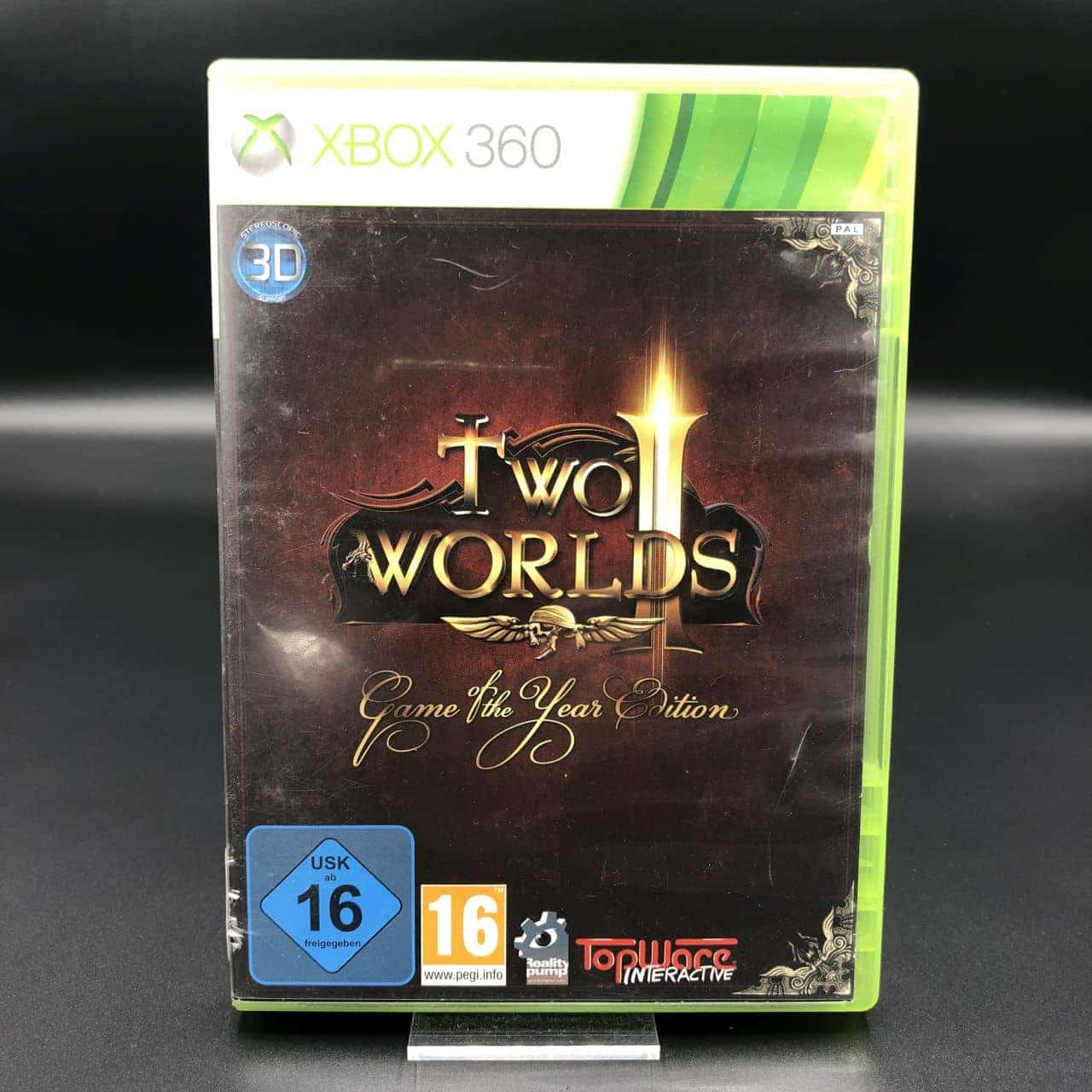 Two Worlds II (Game of the Year Edition) (Komplett) (Gut) Xbox 360