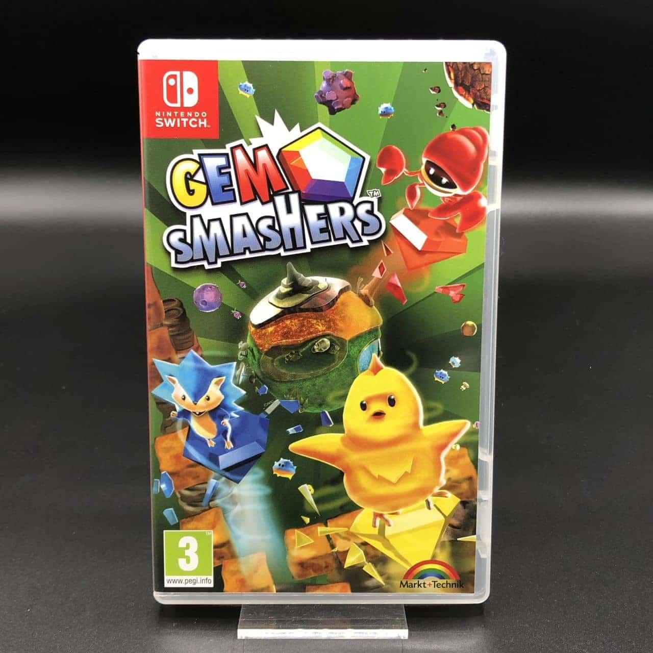 Gem Smashers (Sehr gut) Nintendo Switch