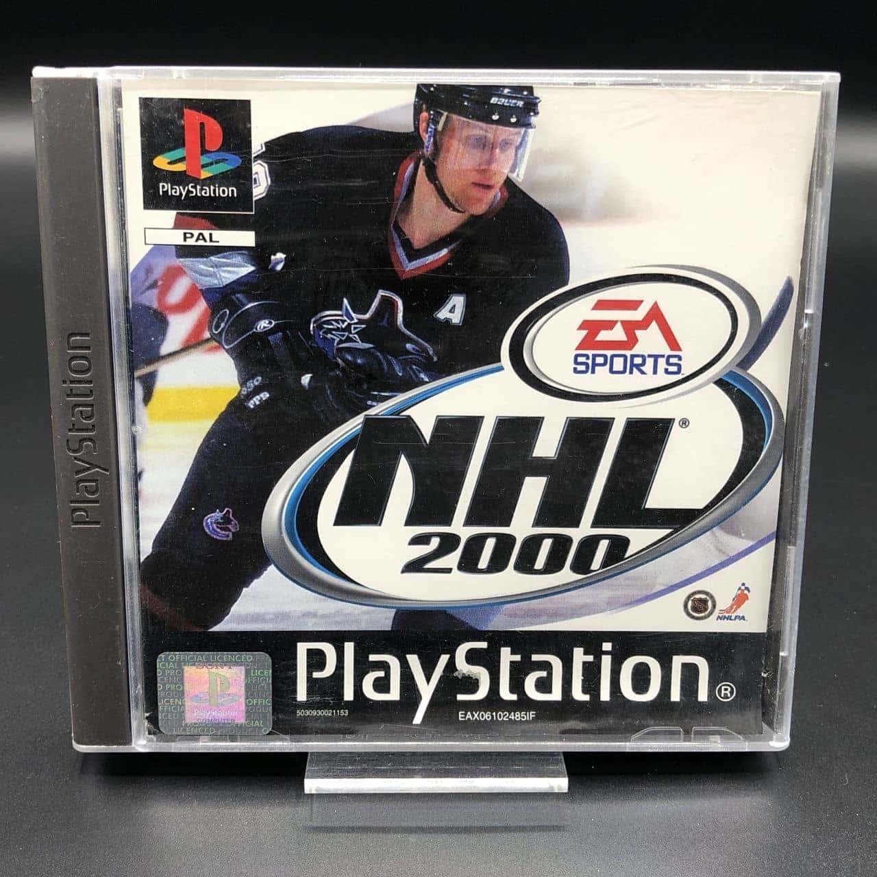 PS1 NHL 2000 (Komplett) (Sehr gut) Sony PlayStation 1