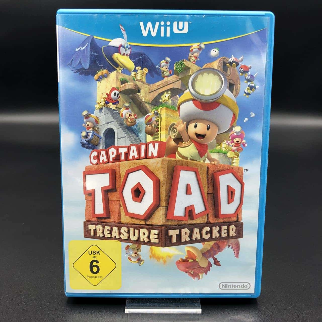 Captain Toad: Treasure Tracker (Sehr gut) Nintendo WiiU
