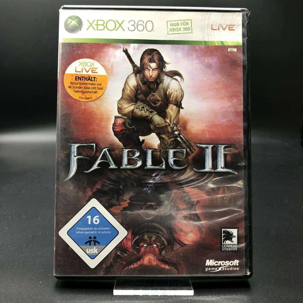 Fable II (Komplett) (Gut) XBOX 360
