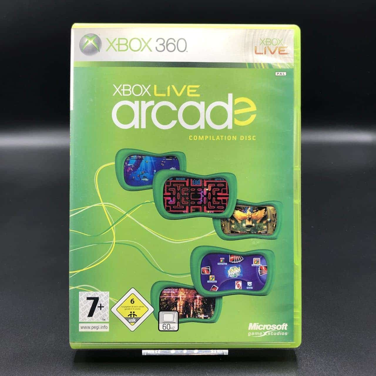 Xbox Live Arcade (ohne Anleitung) (Sehr gut) Xbox 360