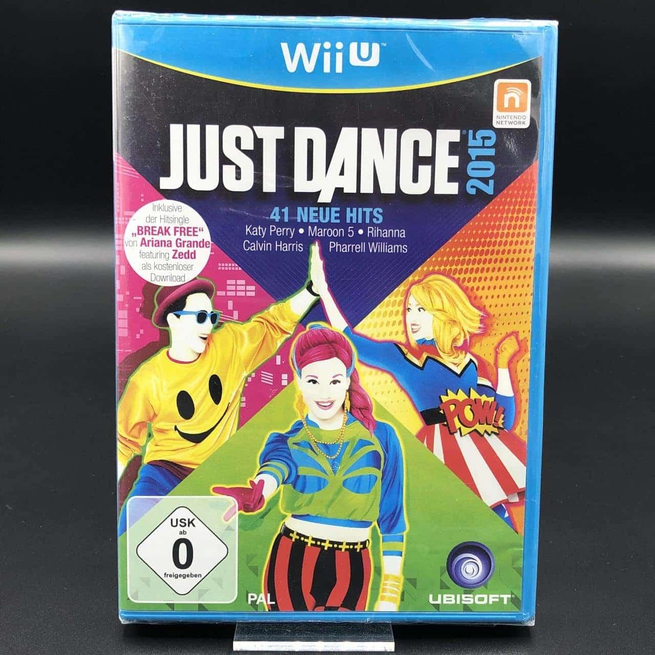Just Dance 2015 (Neu) Nintendo WiiU