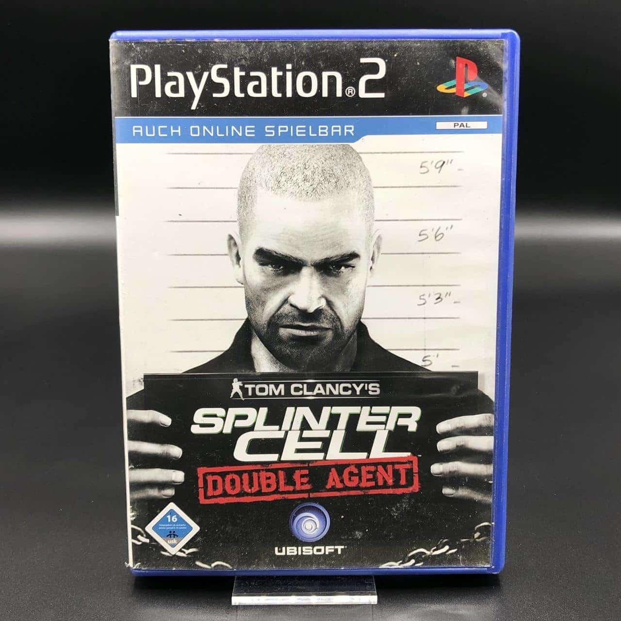 PS2 Tom Clancy's Splinter Cell: Double Agent (Komplett) (Gut) Sony PlayStation 2