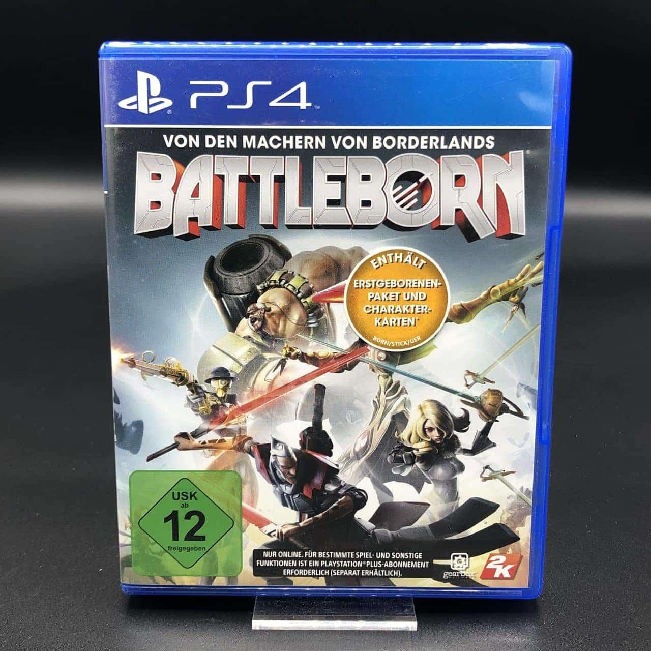PS4 Battleborn (Sehr gut) Sony PlayStation 4