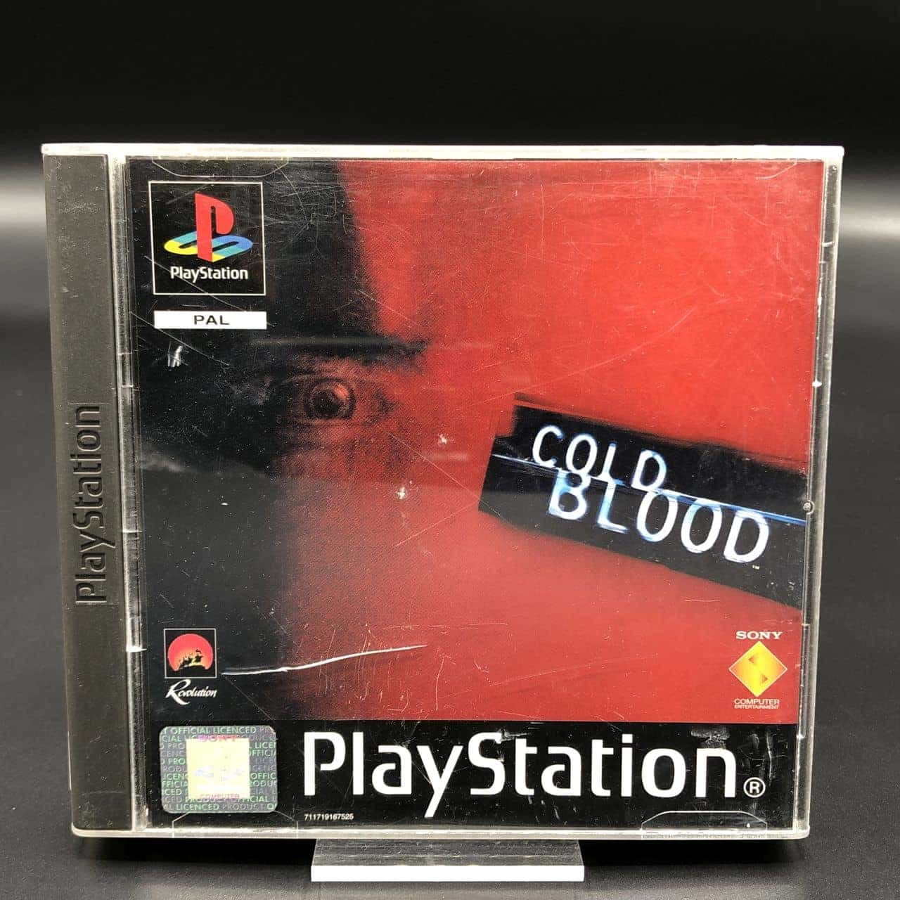 PS1 Cold Blood (ohne Anleitung) (Gut) Sony Playstation 1