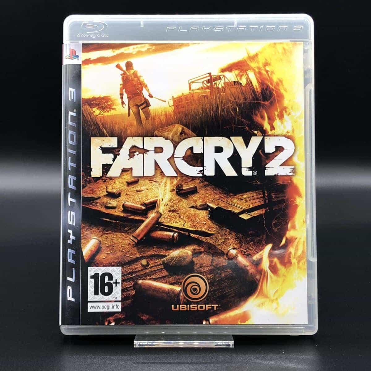 PS3 Far Cry 2 (Komplett) (Sehr gut) Sony PlayStation 3 (FSK18)