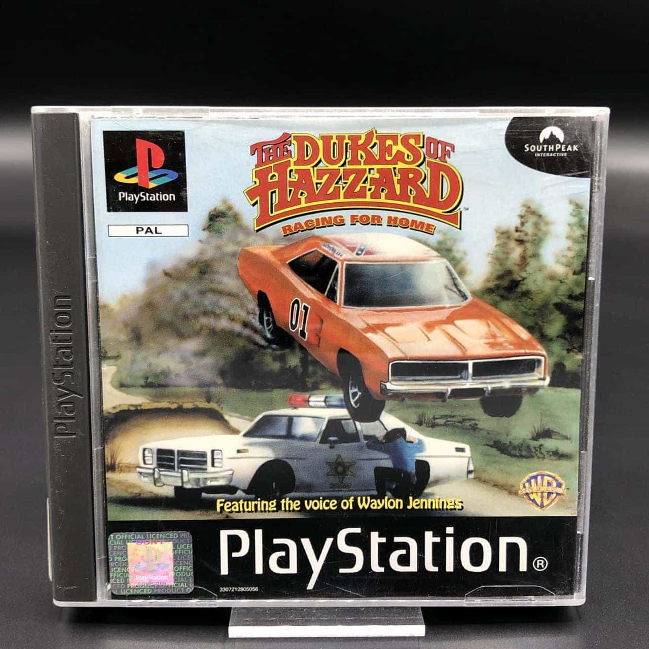 PS1 The Dukes of Hazzard: Racing for Home (Komplett) (Gut) Sony PlayStation 1