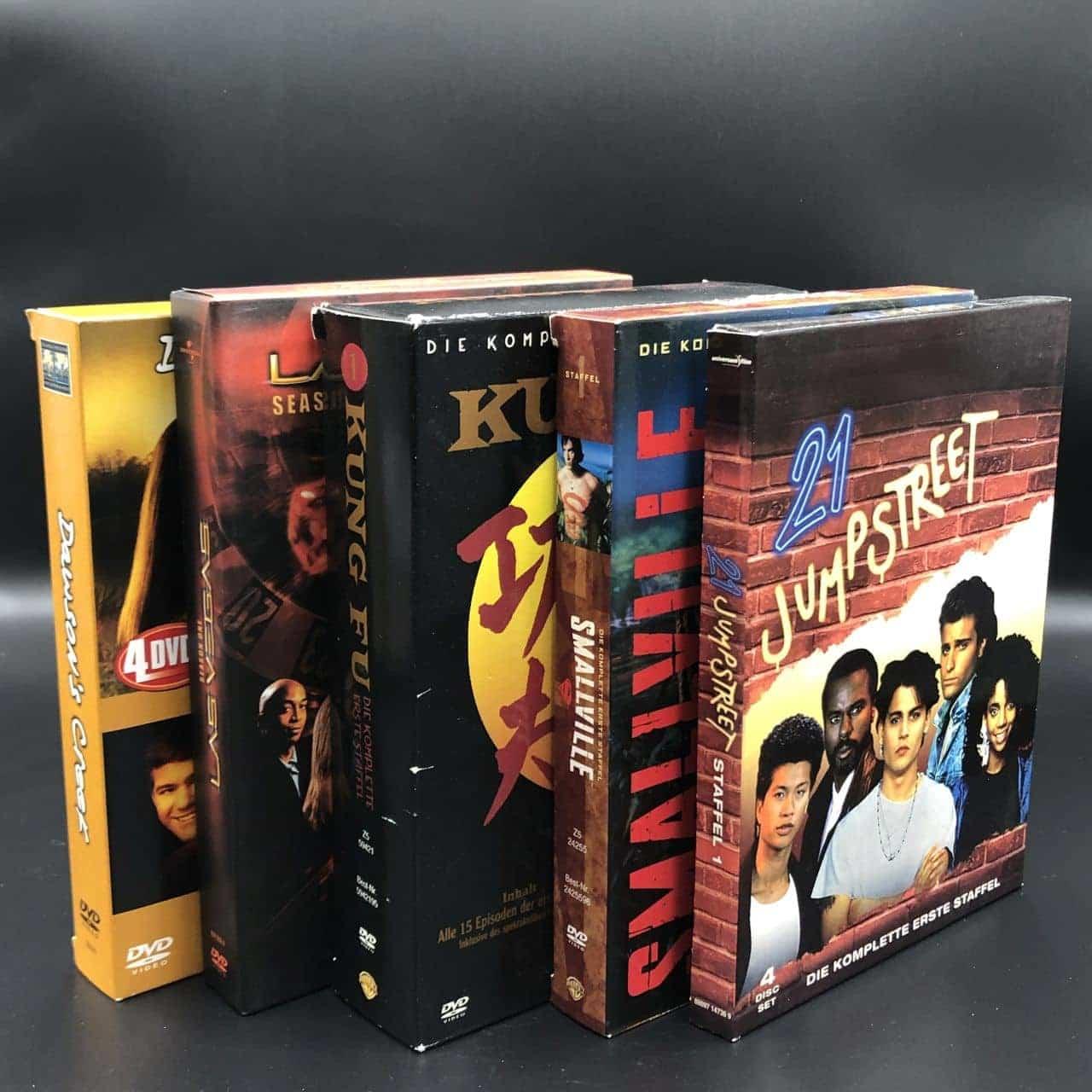 Serien Bundle/ Sammlung, DVD #4