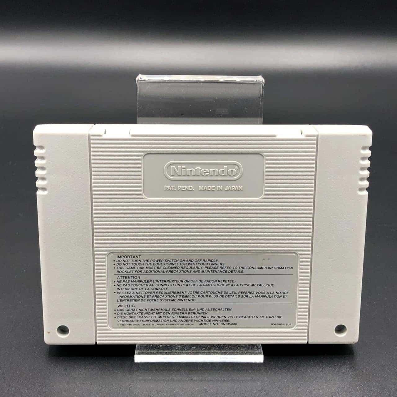 SNES Secret of Evermore (Modul) (Gut) Super Nintendo