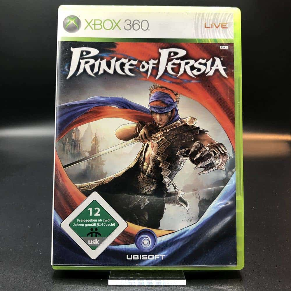 Prince of Persia (Komplett) (Sehr gut) XBOX 360