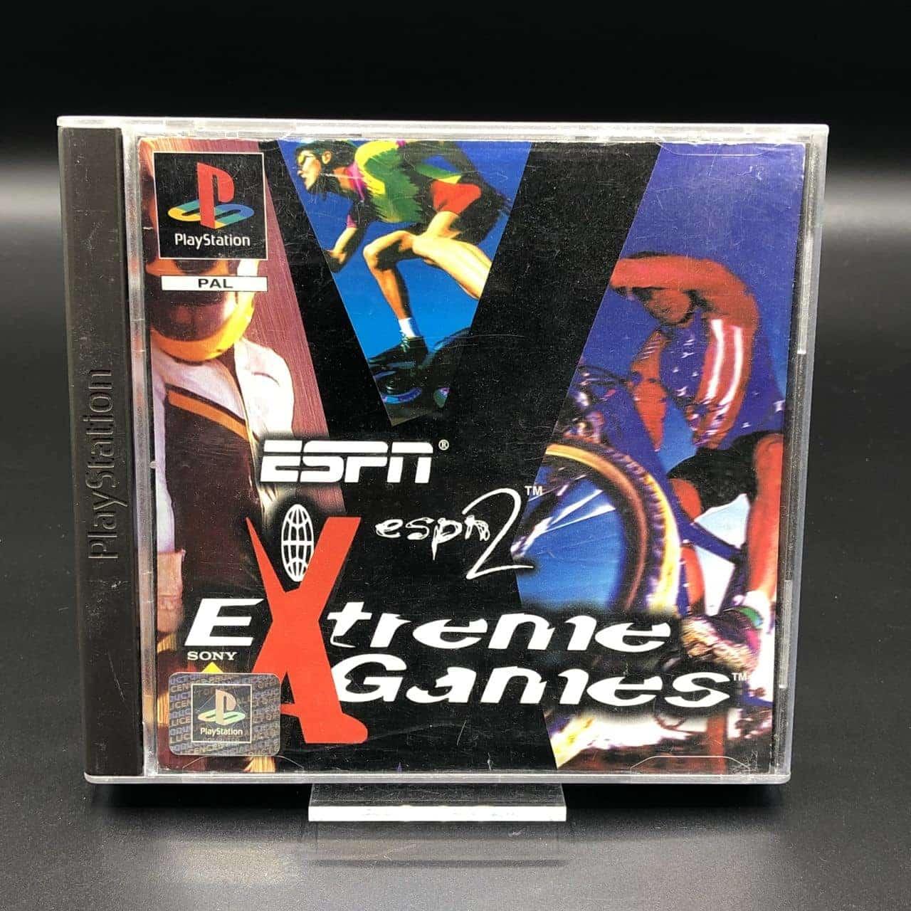 PS1 ESPN Extreme Games (ohne Anleitung) (Gebrauchsspuren) Sony PlayStation 1