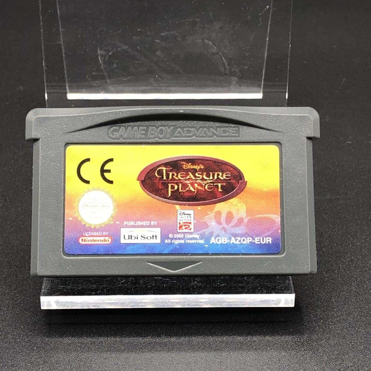 GBA Disney's Treasure Planet (Modul) (Sehr gut) Nintendo Game Boy Advance
