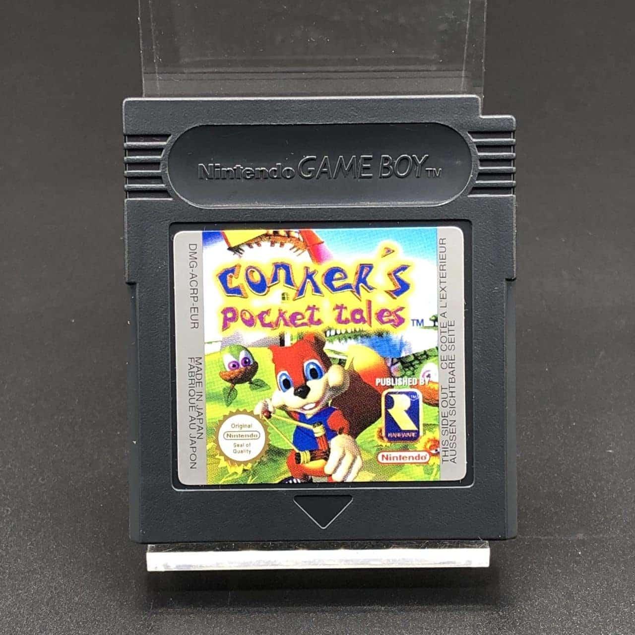 GBC Conker's Pocket Tales (Modul) (Sehr gut) Nintendo Game Boy Color