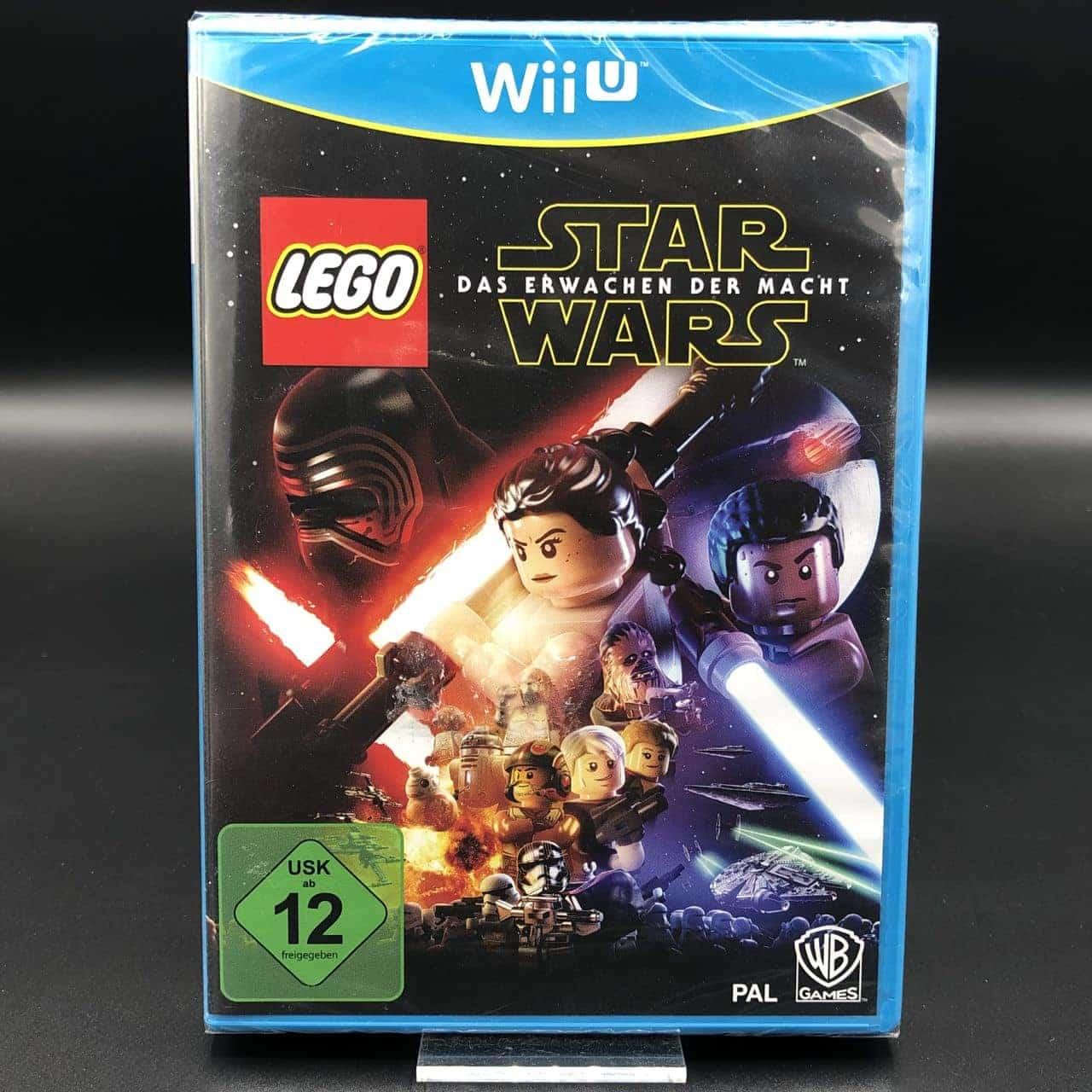 Lego Star Wars: Das Erwachen der Macht (NEU) Nintendo WiiU