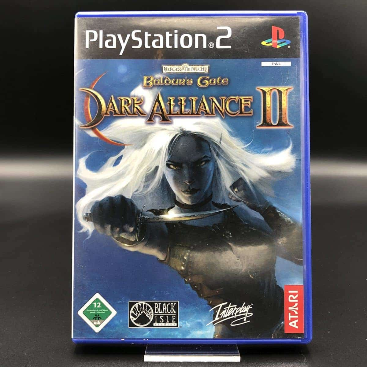 PS2 Baldur's Gate: Dark Alliance II (Komplett) (Sehr gut) Sony PlayStation 2