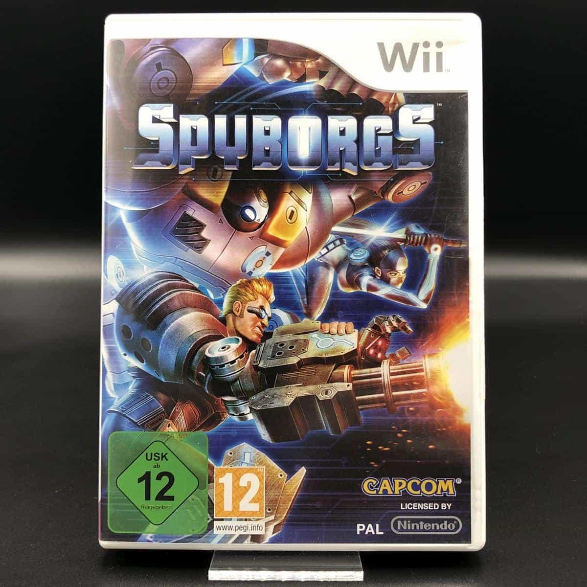 Spyborgs (Komplett) (Sehr gut) Nintendo Wii
