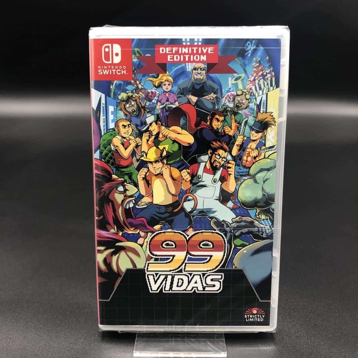 99Vidas (Definitive Edition) (NEU) Nintendo Switch